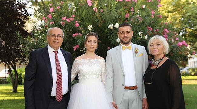 İzmir OBM'nin Halkla İlişkiler Müdürü Tacettin Coşkun'un Mutlu Günü