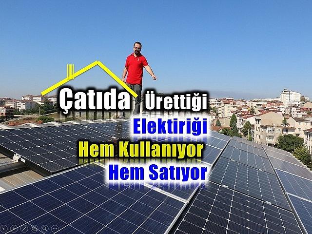 Ürettiği elektrik ile 6 evin elektrik ihtiyacını karşılayabiliyor