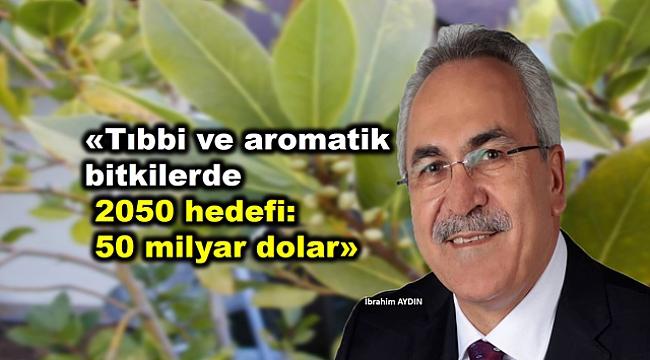 """""""Türkiye'de 12 binin üzerinde bitki çeşitliliği var. 3 bin 600 endemik tür var"""""""
