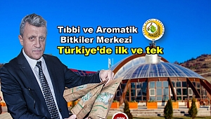 """""""Bin Köye Bin Tıbbi Bahçe"""" planlanıyor"""