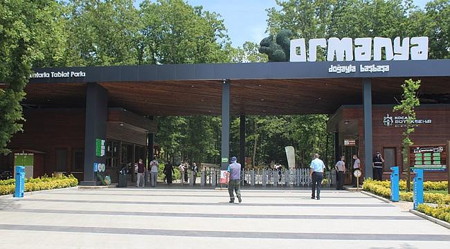 Avrupa'nın en büyük doğal yaşam parkı  ORMANYA kapılarını yeniden açtı
