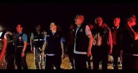 Bakan Pakdemirli'den Yangının Sessiz Kahramanları Ateş Savaşçılarına Cephede Ziyaret